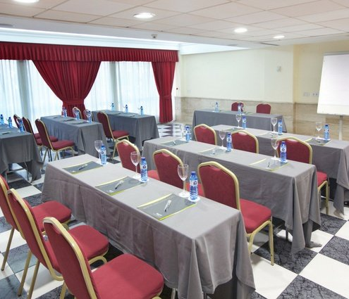 Meeting Rooms - Sercotel Alfonso XIII Hotel