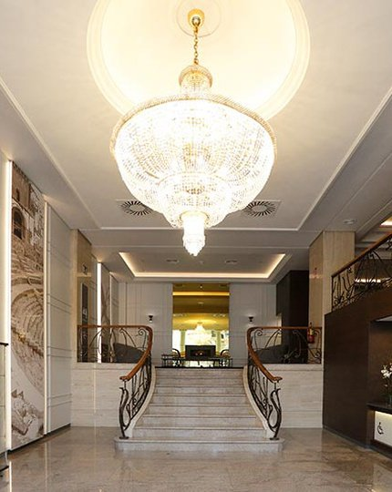 Discover the  Sercotel Alfonso XIII hotel in Cartagena. Its facilities ...